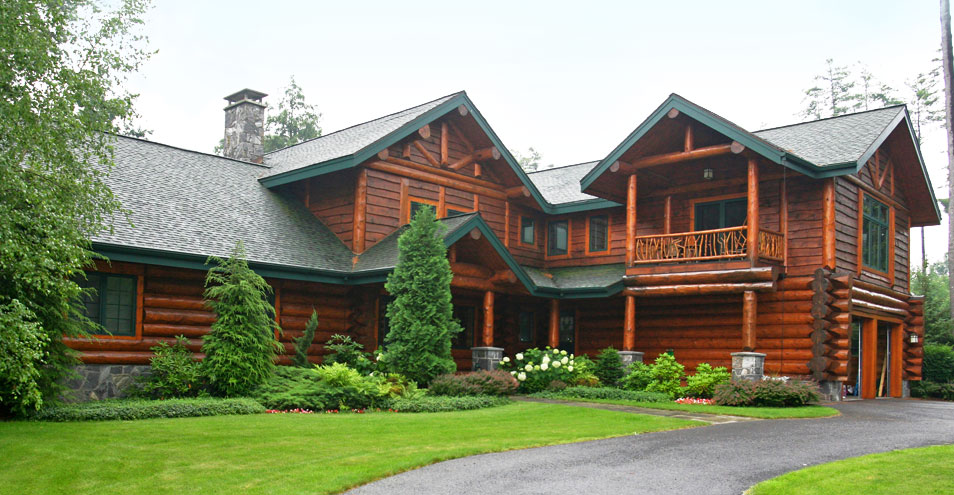 Lake George Custom Home